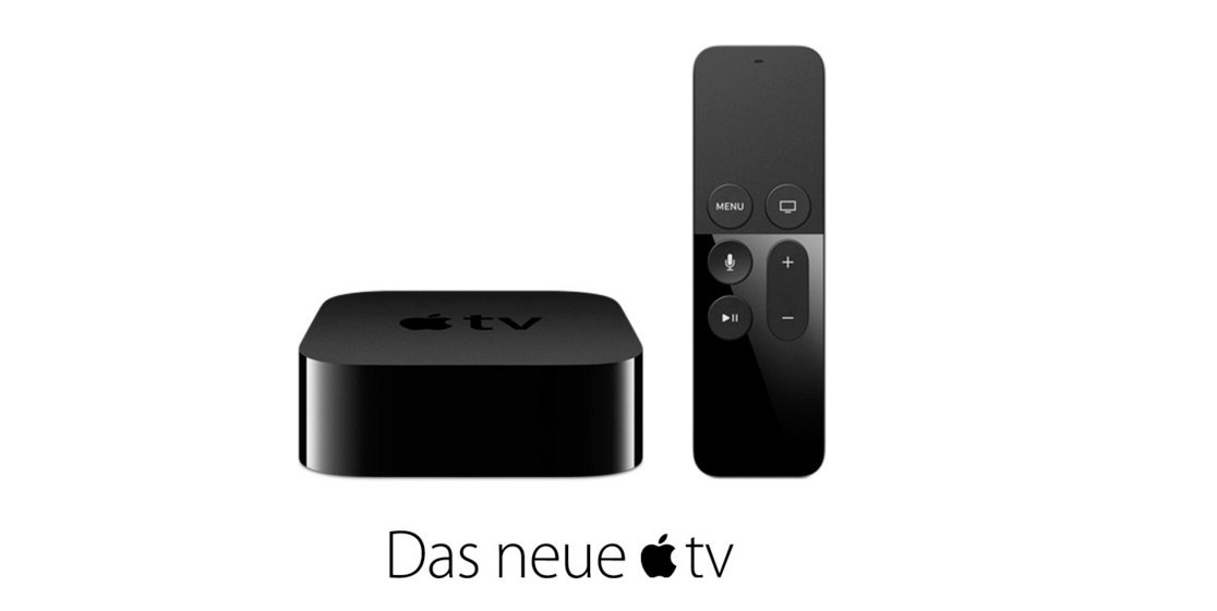 Apple TV 4: neues Apple TV kann ab 26.10. bestellt werden! 3
