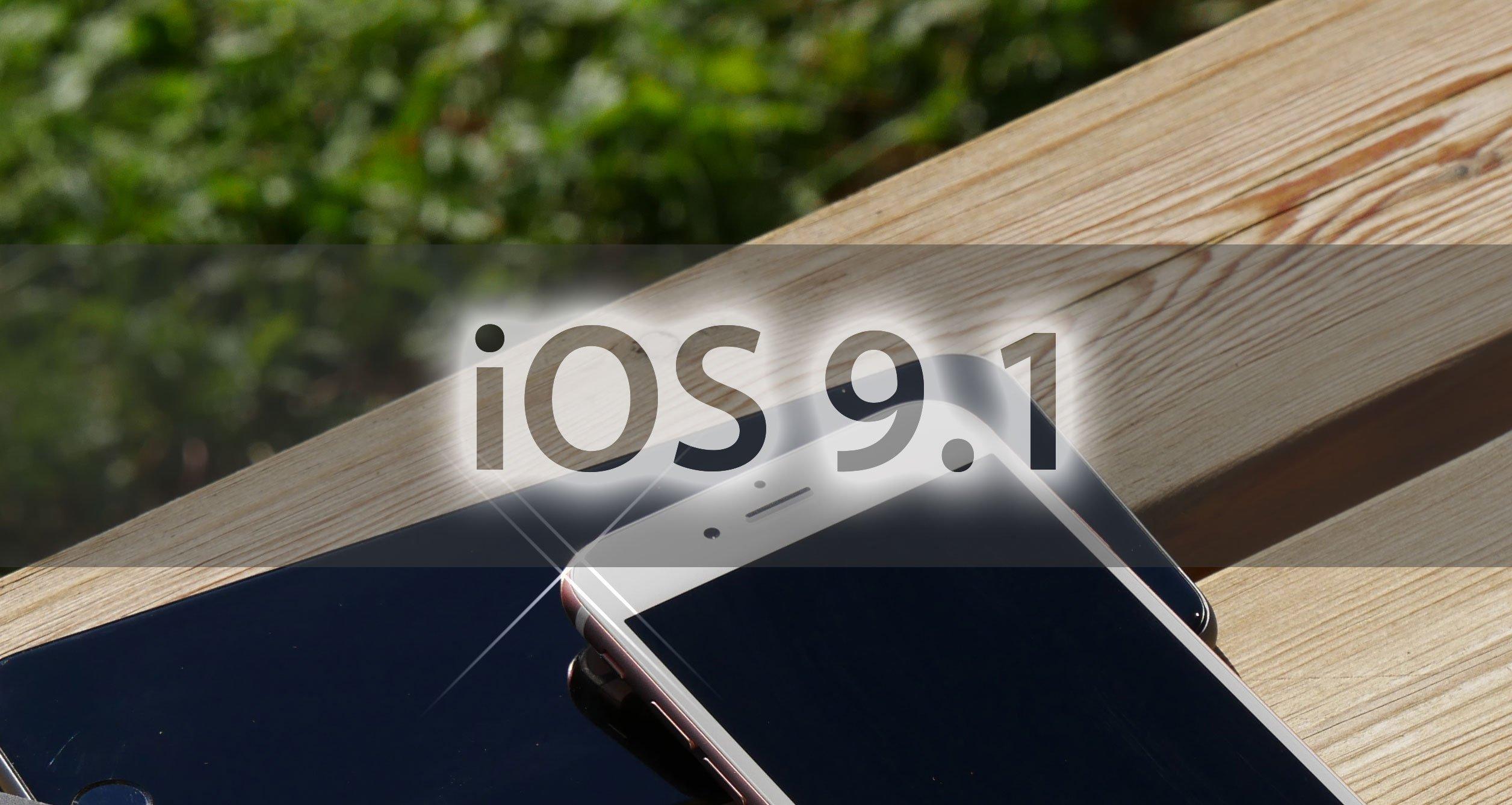 iOS 9.1 Update: iOS 9.1 Beta 5 und Public Beta 5 verfügbar 5
