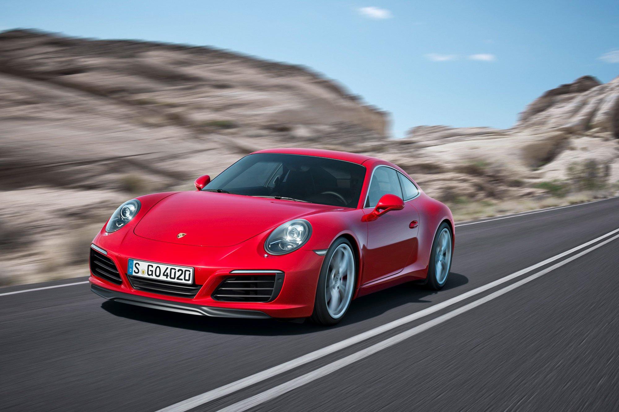 Porsche 911 mit Apple CarPlay statt Android Auto 2