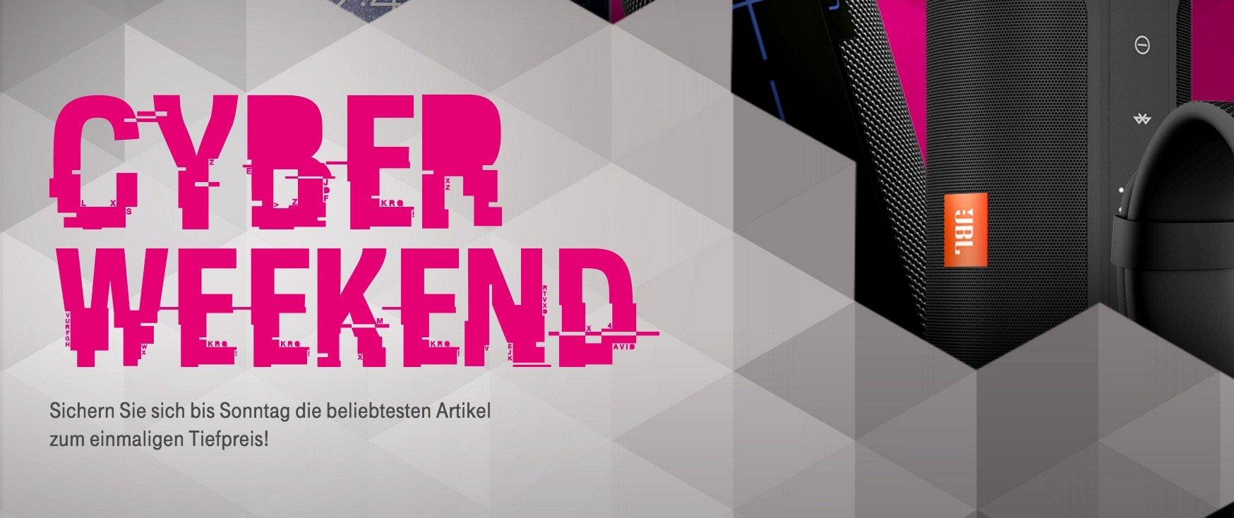 Aktuelle Telekom Aktionen: Cyber Weekend & Wünsch Dir Was! 1