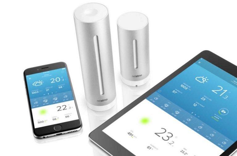 netatmo iphone wetterstation zusatz module regenmesser billiger als angebot des tages. Black Bedroom Furniture Sets. Home Design Ideas
