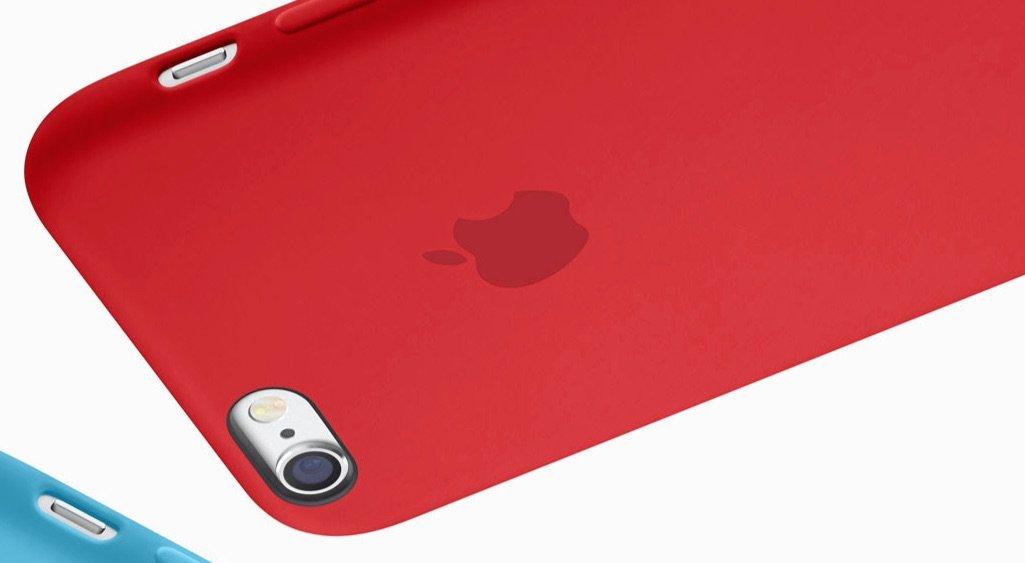 ROT! Original Apple iPhone 6s Leder Hülle (PRODUCT)RED jetzt erhältlich 5