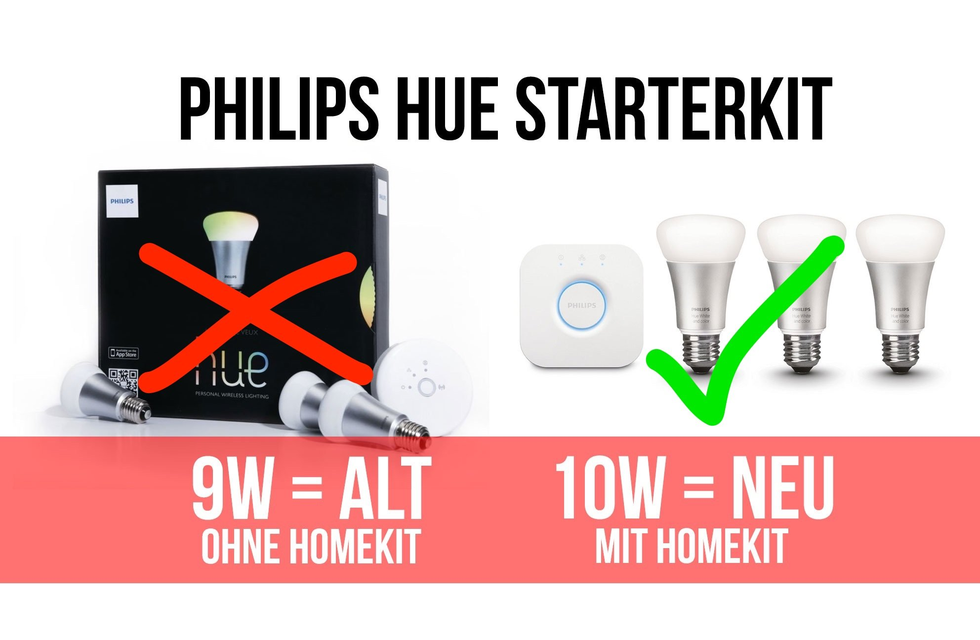 nicht kaufen philips hue starterkit angebot 30 billiger. Black Bedroom Furniture Sets. Home Design Ideas