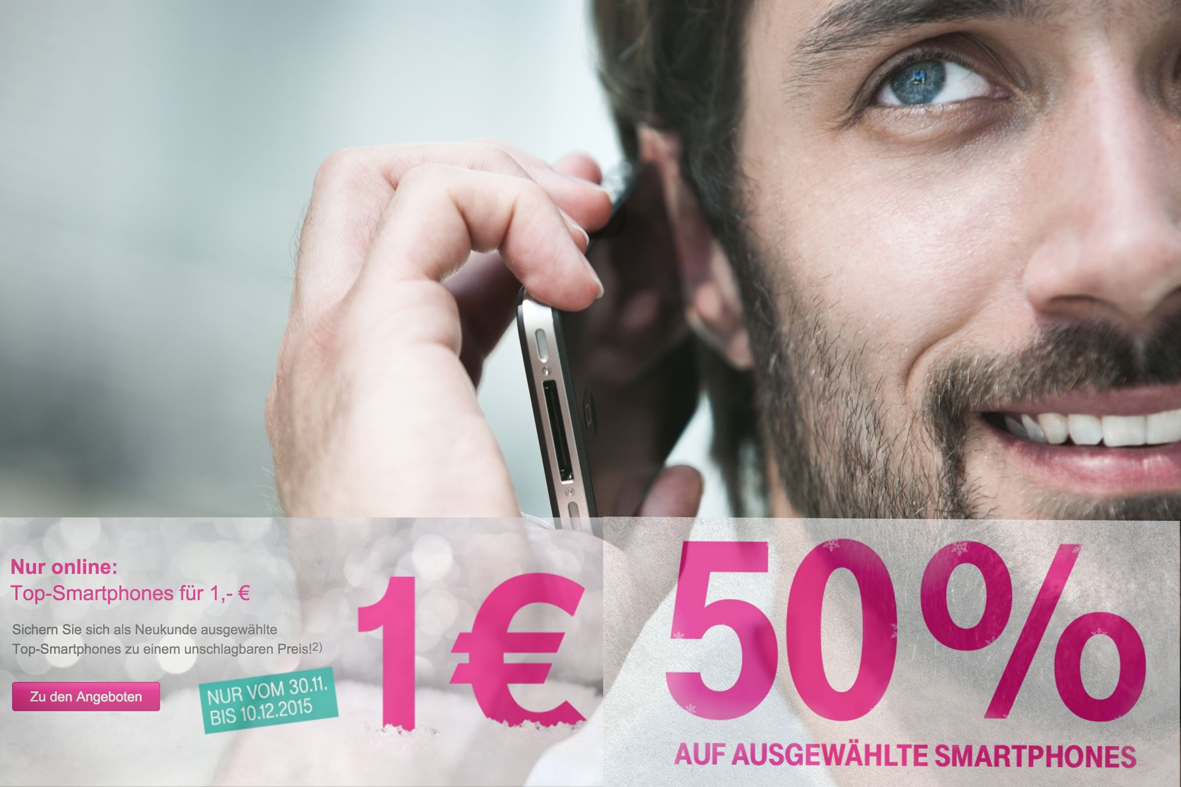 Telekom: iPhone 6 heute 50% billiger, iPhone 5s in 1€ Aktion! 8