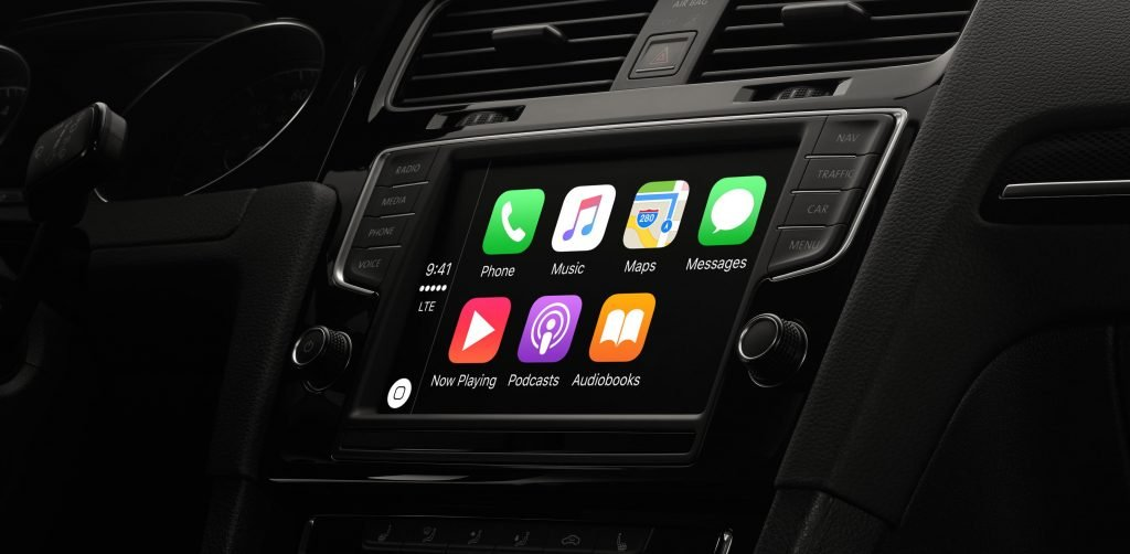 Apple Carplay Jeep Compass 2017 Wird Infotainment System Supporten