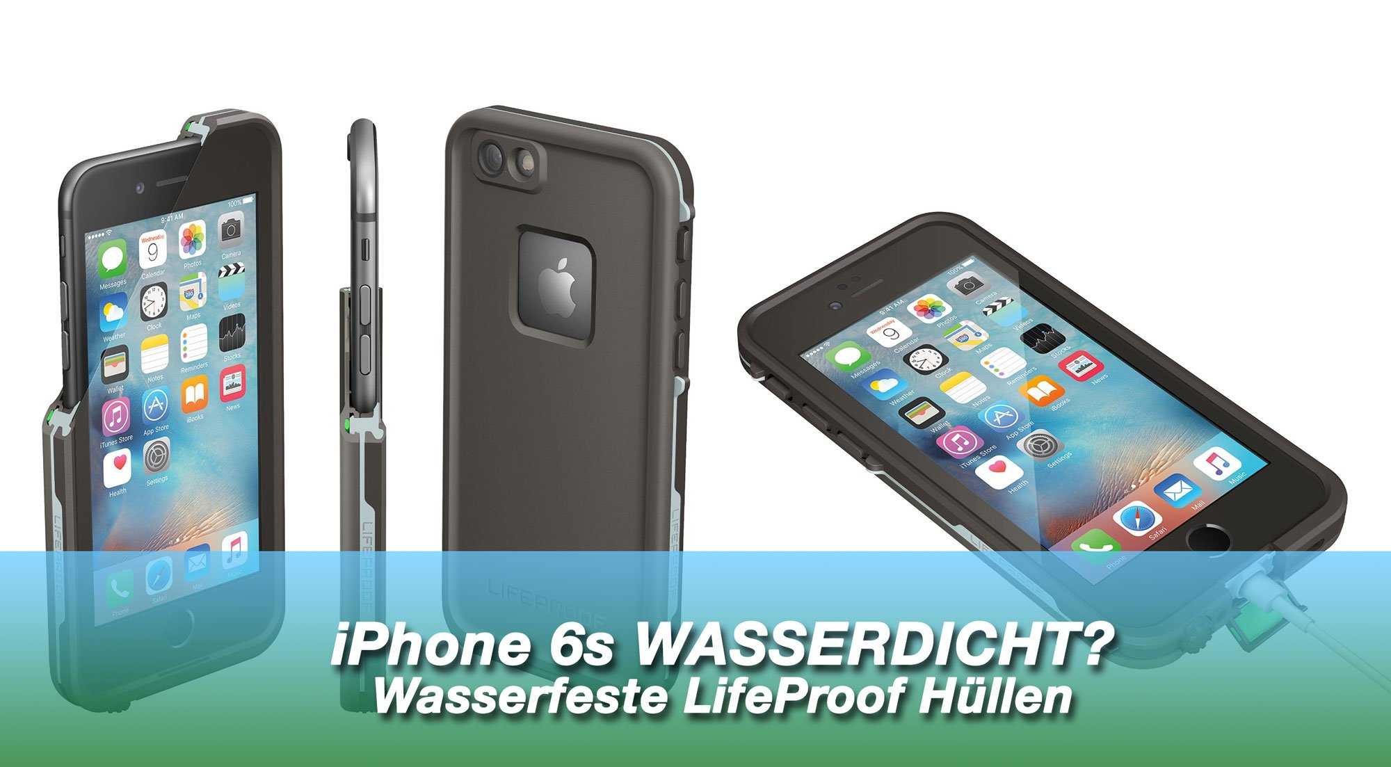 iphone 6s wasserdicht machen wasserfeste lifeproof iphone. Black Bedroom Furniture Sets. Home Design Ideas