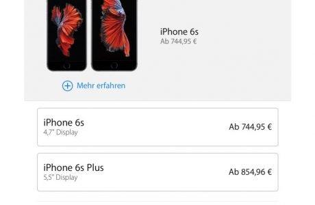 2016: Apple macht iPhone & iPad teurer 5