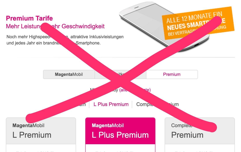 Telekom MagentaMobil Premium & Complete Premium werden abgeschafft: Wie geht es weiter? 10