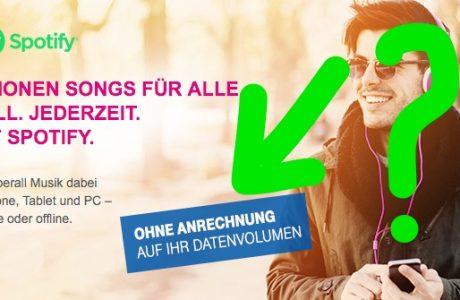 Telekom drosselt Spotify Premium ab 28.04.2016 1
