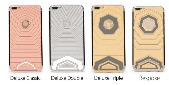Apple iPhone 7: Brikk startet Vorverkauf von Diamant-Modellen 5