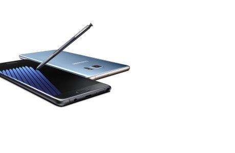 Samsung Galaxy Note 7: Umsatz sinkt um 5,3 Milliarden USD 7