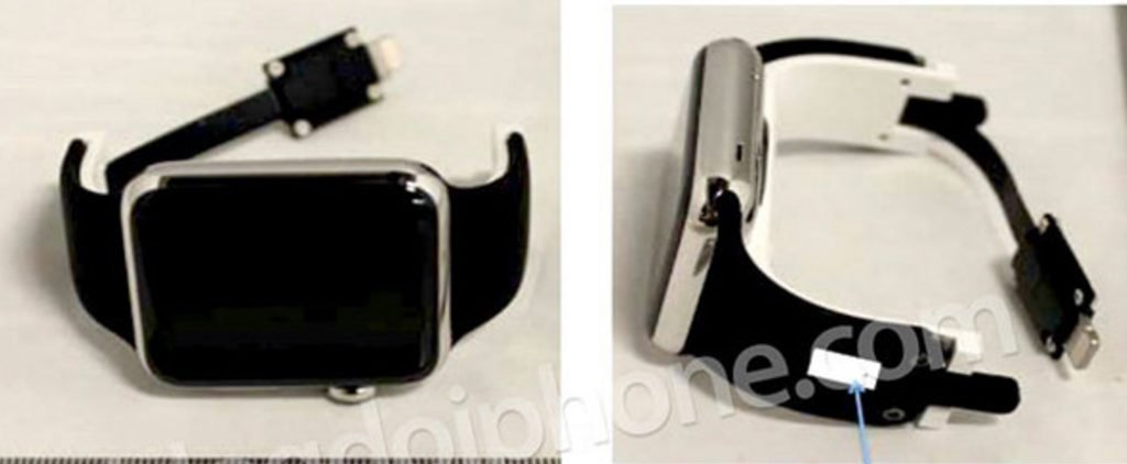 Apple Watch mit Lightning Anschluss