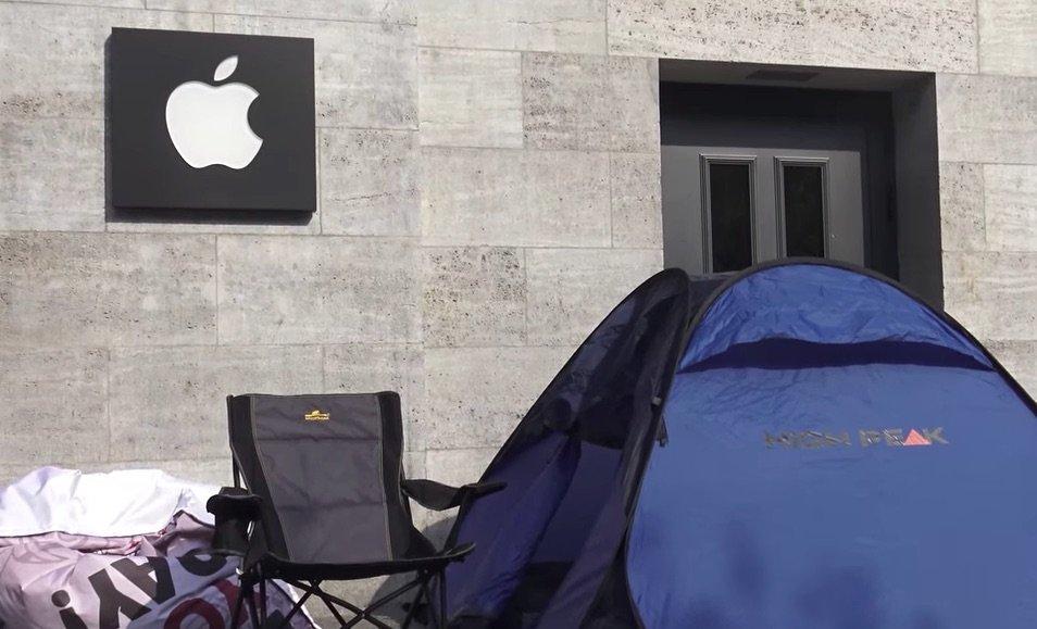 iPhone X Verkaufsstart: Nur die Schnellsten bekommen ein iPhone X! 3