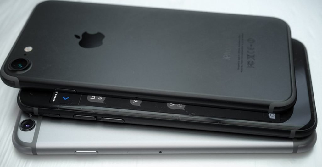 schwarzes iphone 7 piano black dark black das ende von space grey. Black Bedroom Furniture Sets. Home Design Ideas