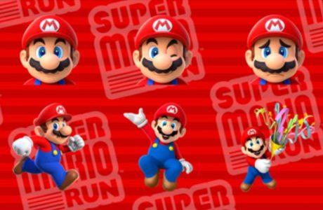 Super Mario fürs iPhone: kostenloser Download Super Mario Run Sticker verfügbar 13
