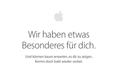 Apple Online Store DE: Vorkasse bzw. Überweisung gestrichen 6