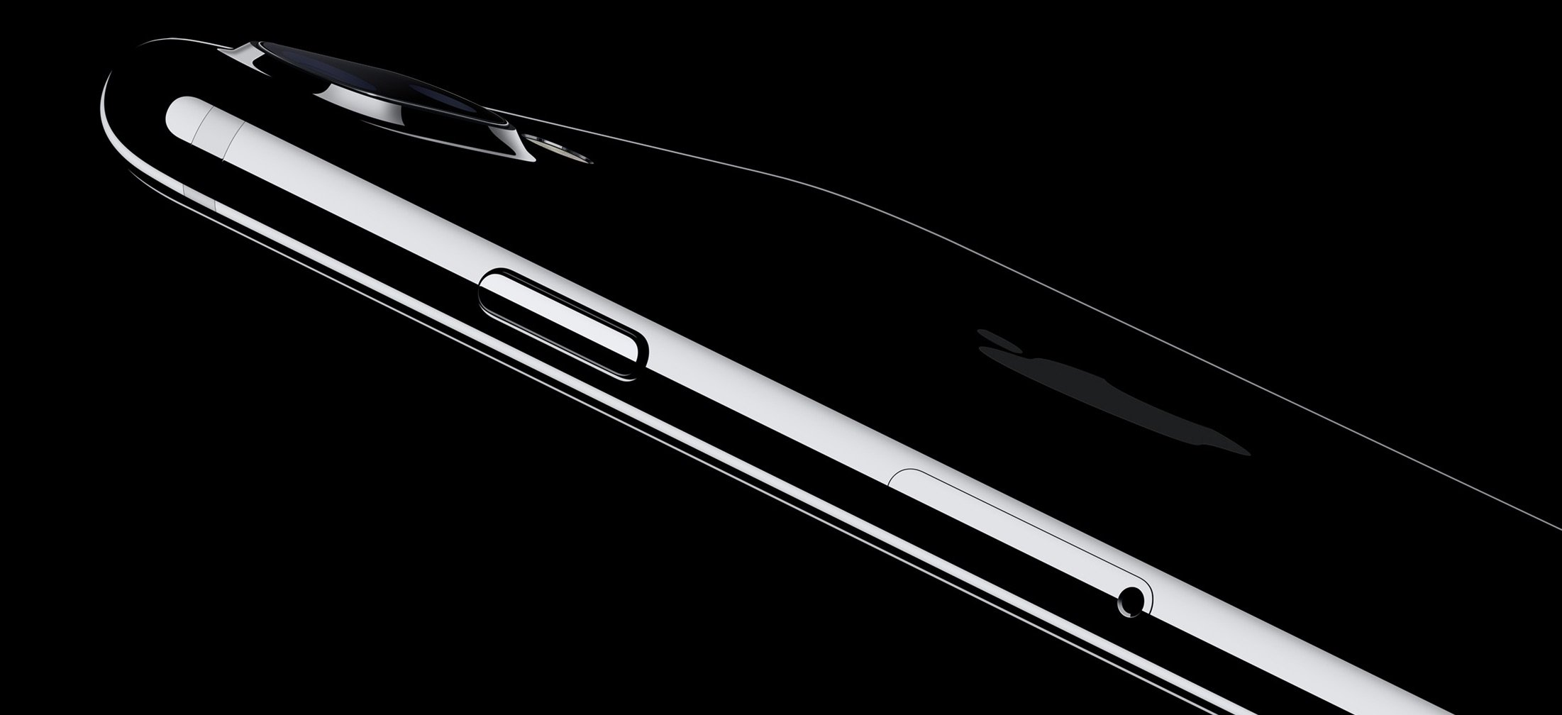Vorsicht beim iPhone 7 Diamantschwarz / Jet Black Modell 10