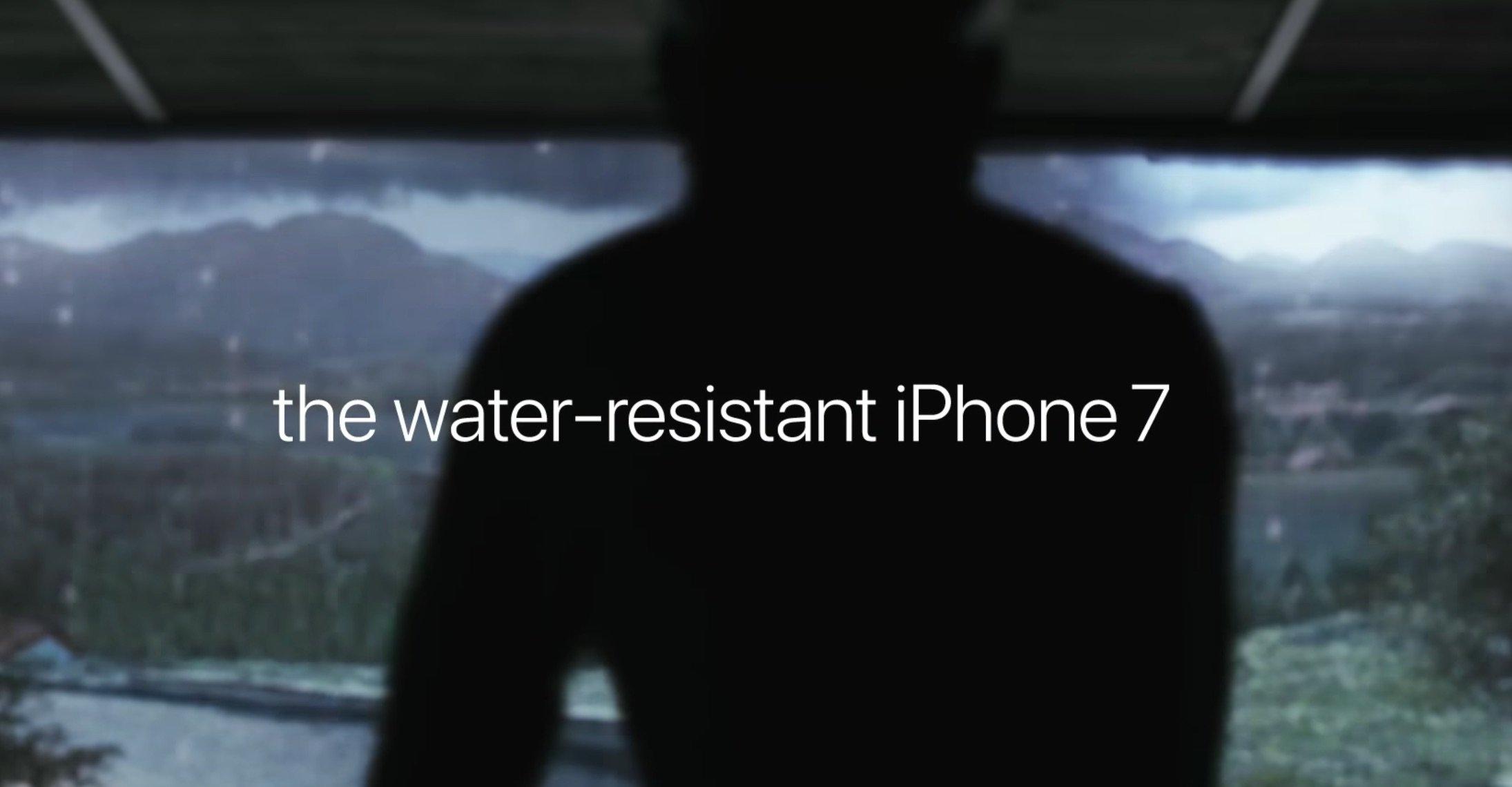 iPhone 7 Werbespots: wasserdicht & verbesserte Kamera 25