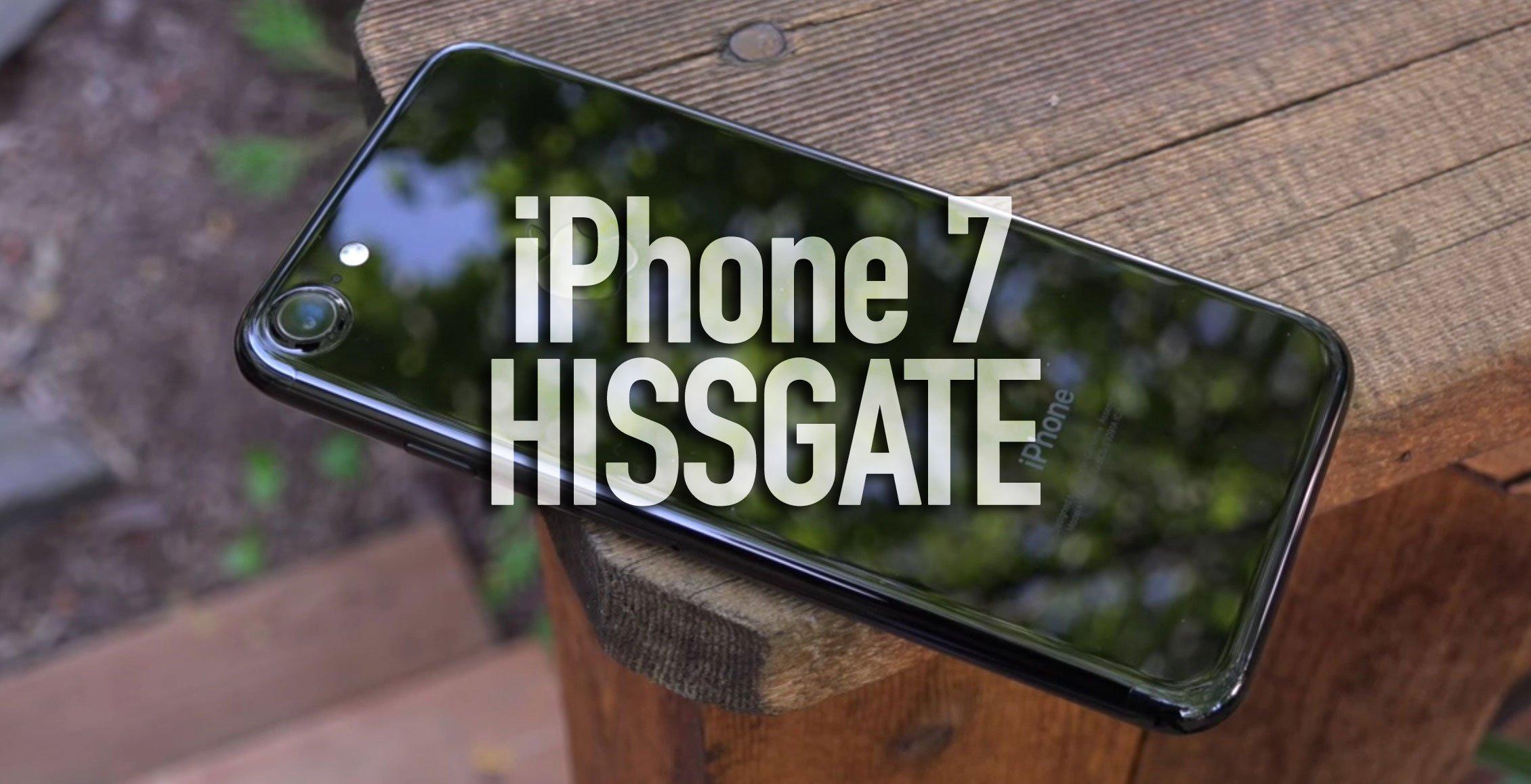 Hissgate: iPhone 7 macht zischende Geräusche?! 1