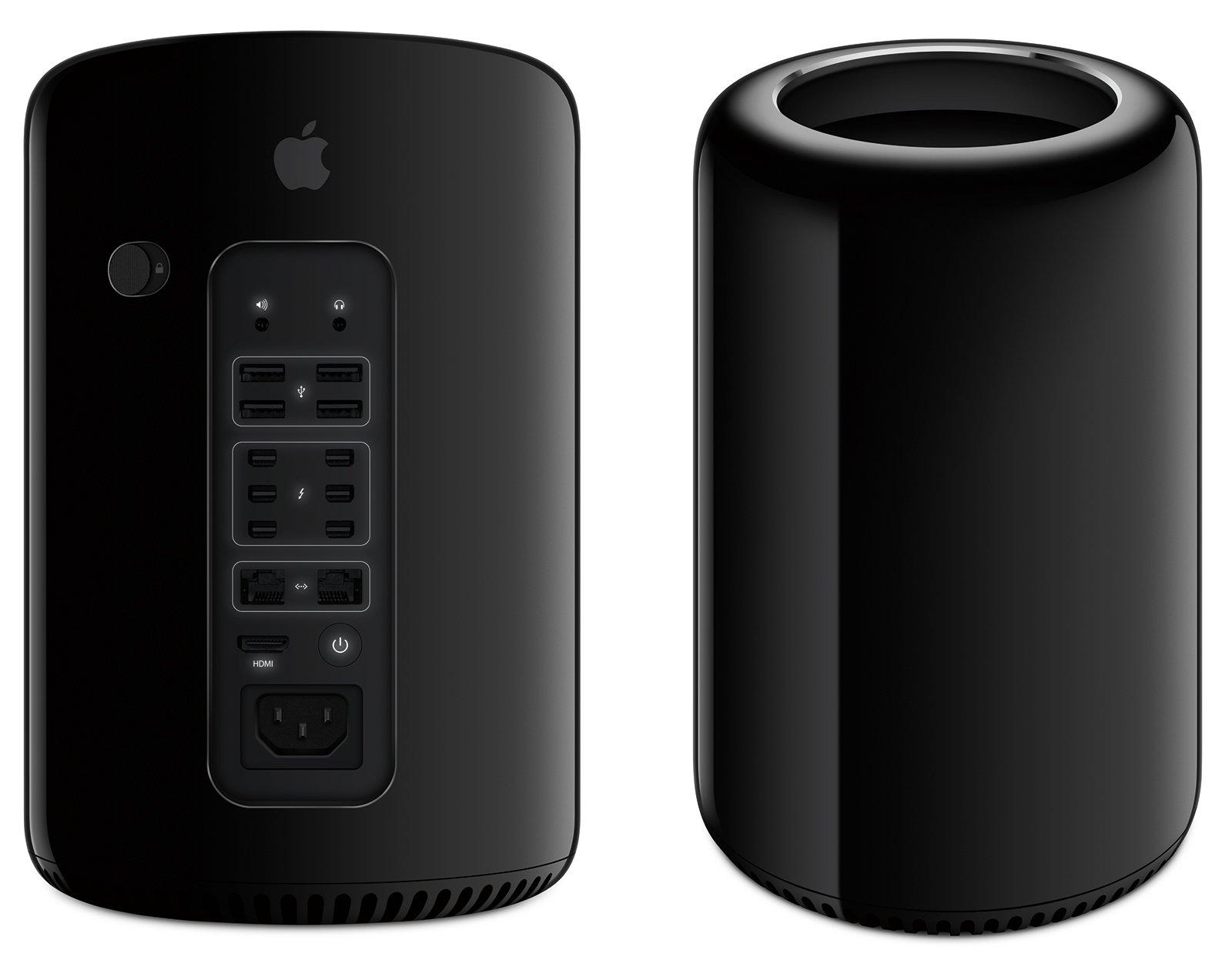 Mac Pro: Mockup des modularen Modells 1