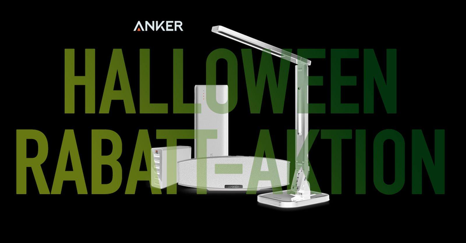 Anker: dicke Zubehör Rabatt-Aktion zu Halloween 1