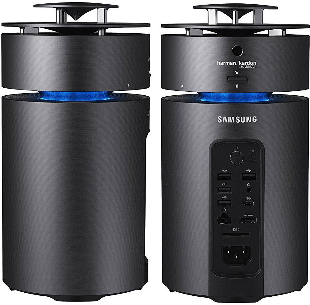 Samsung ArtPC Pulse: Samsung erfindet den Mac Pro 12