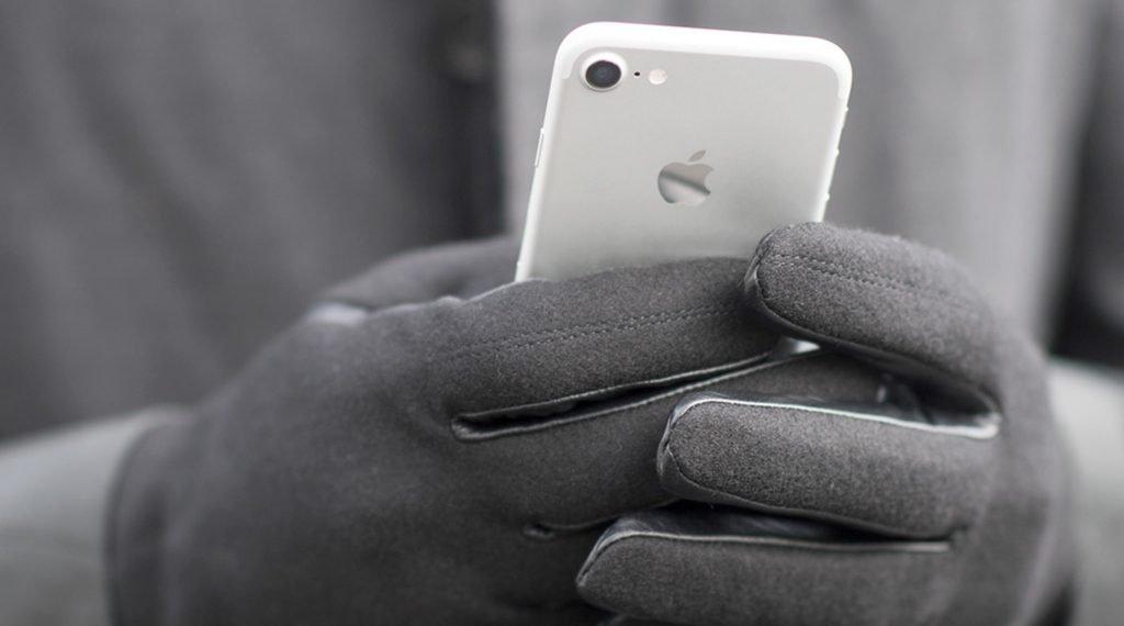 Artwizz SmartGlove: ausgezeichnete Touch Handschuhe fürs iPhone 3