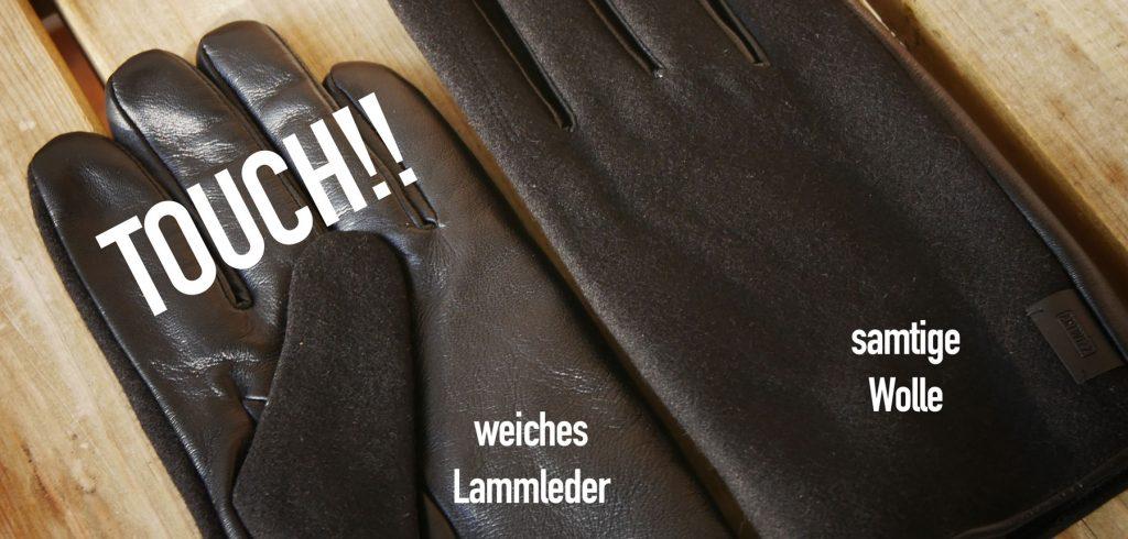 Artwizz SmartGlove: ausgezeichnete Touch Handschuhe fürs iPhone 2