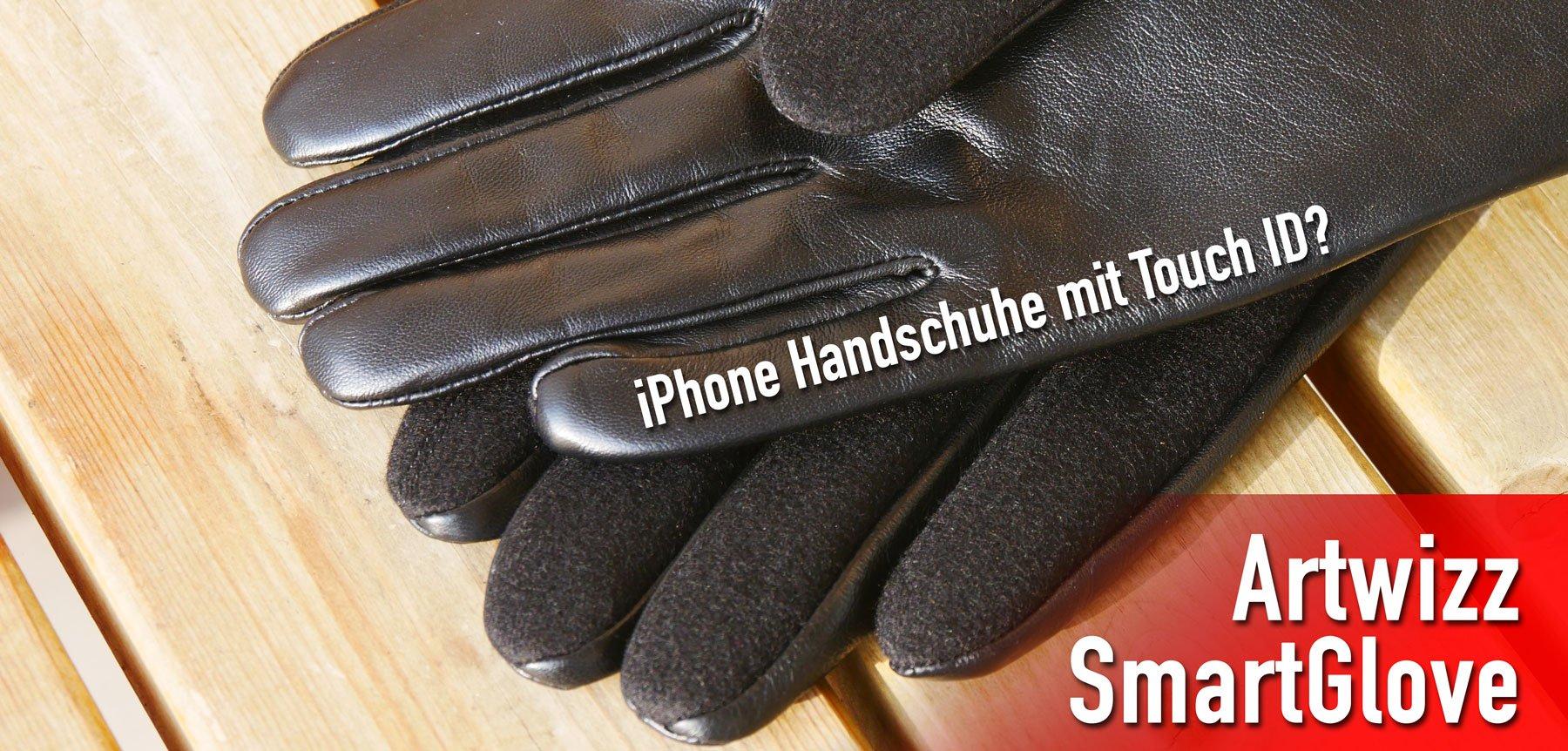 Artwizz SmartGlove: ausgezeichnete Touch Handschuhe fürs iPhone 1
