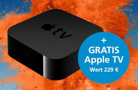 O2 Super-Bundle: O2 Free Tarife mit kostenlosem Apple TV 4 9