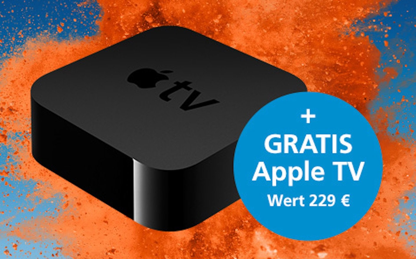 O2 Super-Bundle: O2 Free Tarife mit kostenlosem Apple TV 4 1