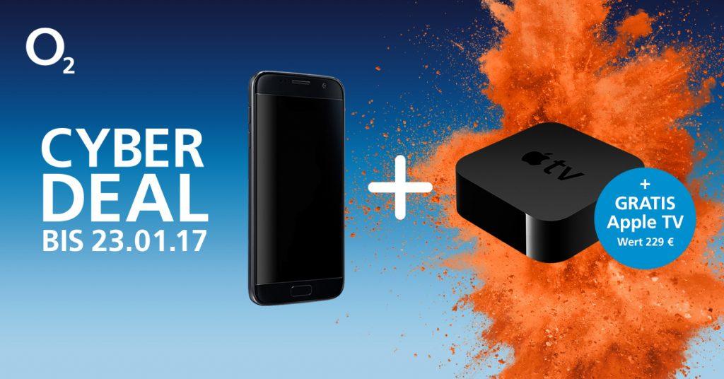 O2 Super-Bundle: O2 Free Tarife mit kostenlosem Apple TV 4 2