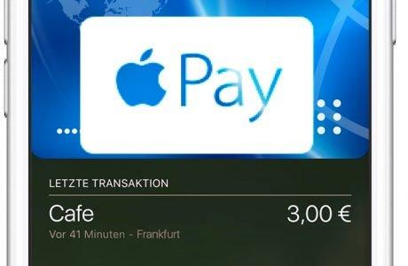 Neue Hinweise auf Apple Pay Deutschland Start 8