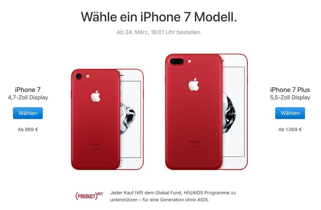 Rotes Iphone Kaufen