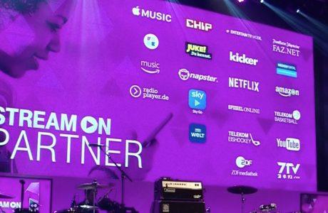 Telekom Video-Streaming Flatrate StreamOn: Netflix, Amazon Video, Sky Go & Youtube sind dabei 6