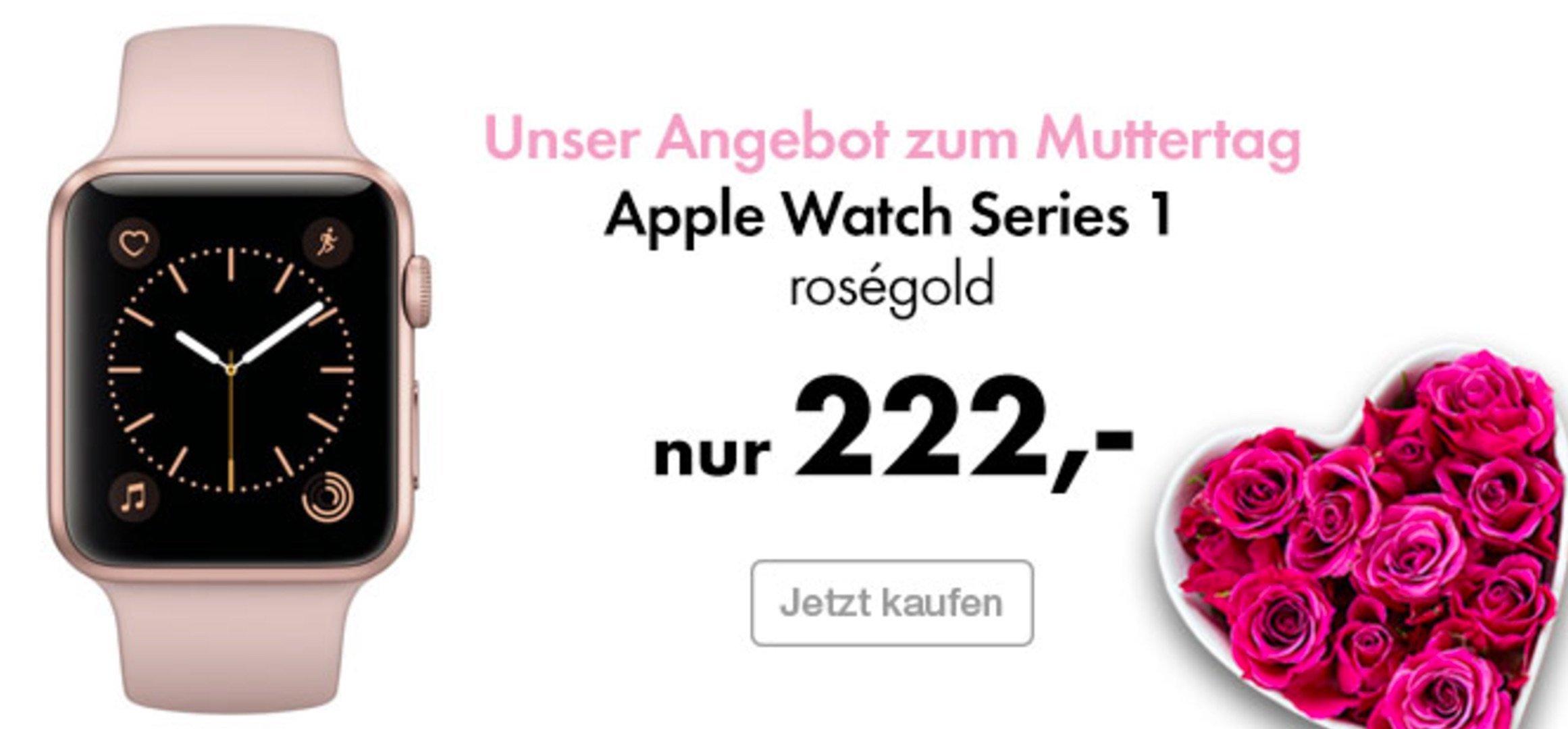 Apple Watch nur 222 Euro (100 Euro billiger) 2