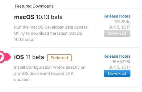iOS 11: Wie kann ich iOS 11 beta 1 schon heute installieren? 11