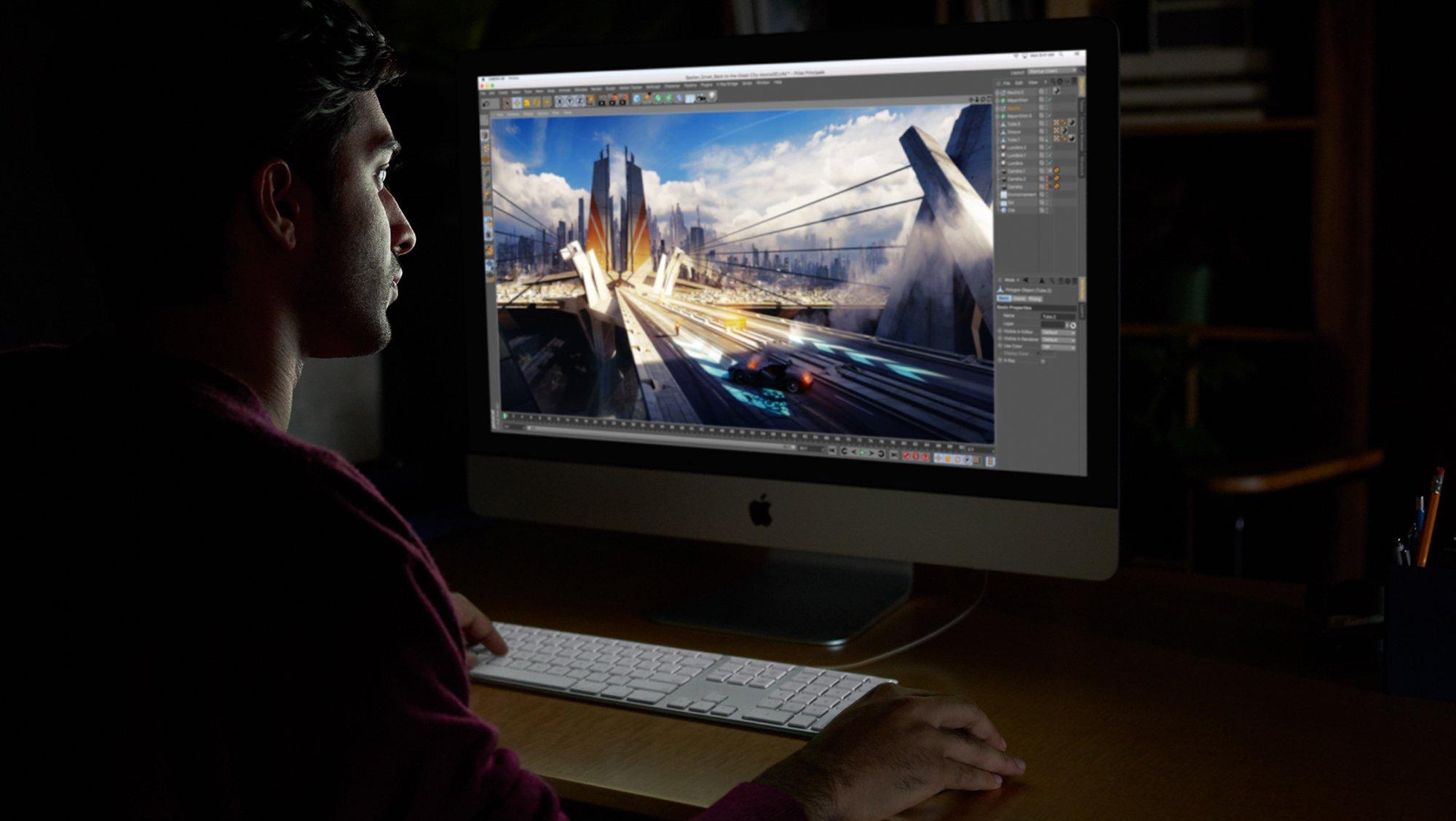 iMac Pro ist kein Mac Pro: neuer Mac Pro & Display für 2018 in Arbeit! 1