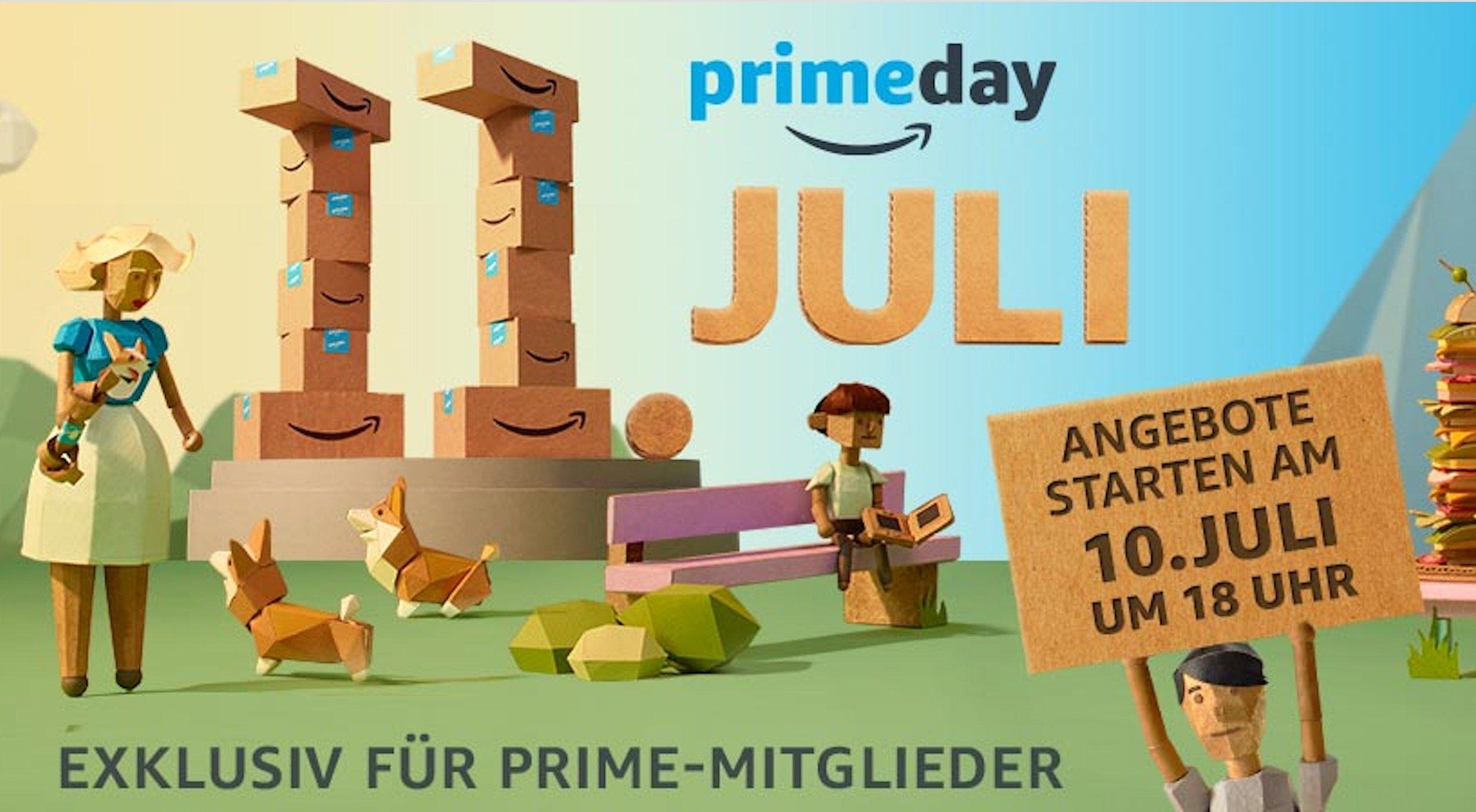 Amazon Prime Day 2017: viele Angebote rund um iPhone & Apple billiger 9