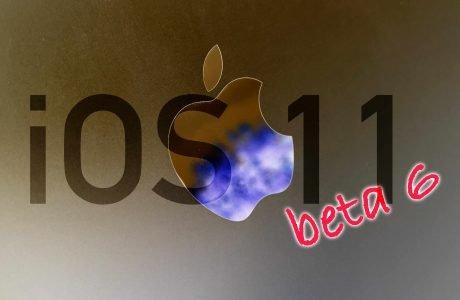 iOS 11 beta 6 veröffentlicht! 6