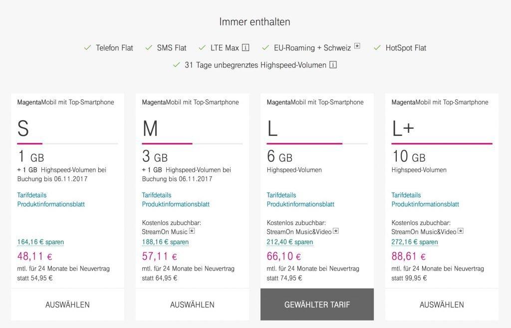 iPhone 8 (Plus): Preise & Vorbestellung bei Telekom 2