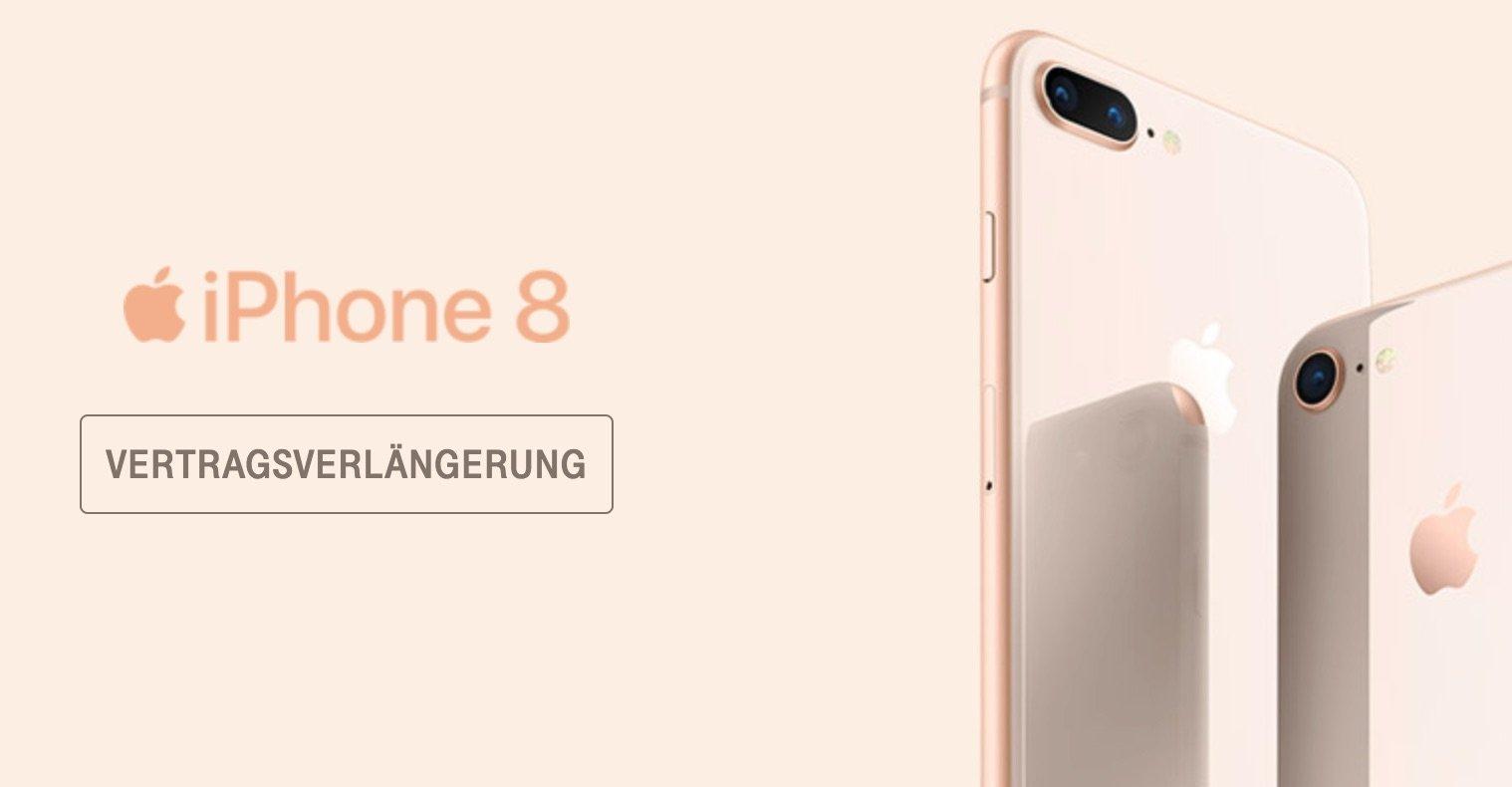 Iphone 8 Vertragsverlängerung Bei Telekom Vvl