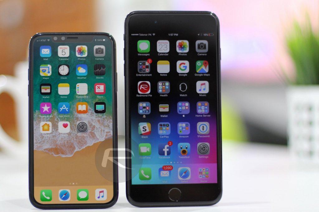 Was kann das iphone 8 mehr als das iphone 6