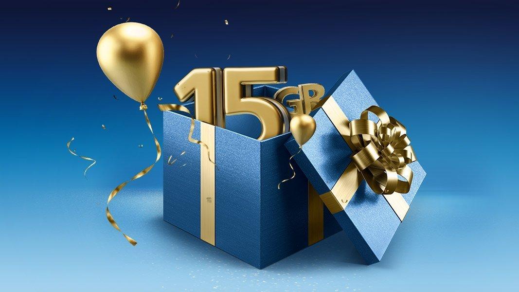 O2: 15 GB LTE Highspeed kostenlos für Prepaid und Postpaid Kunden 10