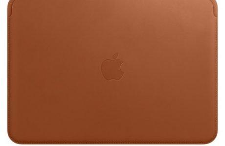 Apple MacBook: Erste Lederhülle überhaupt im Apple Store verfügbar 1