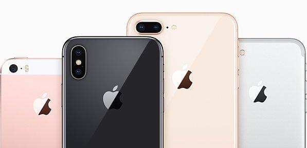 Apple IPhone 8 Produktion Wegen Plus Und X Gesenkt