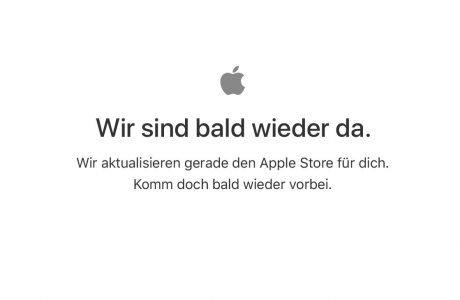 Apple Store down: Bereitmachen für iPhone X Start 3