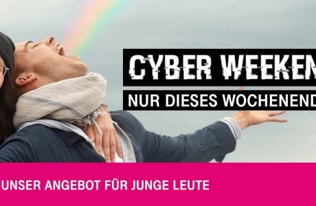 Telekom Aktion: 240 Euro sparen beim Cyber Weekend Deal 8