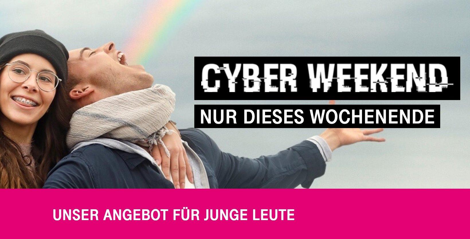 Telekom Aktion: 240 Euro sparen beim Cyber Weekend Deal 2