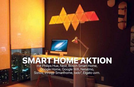 Smart Home günstiger: Philips Hue, Nest, Bosch, Google Home, Netatmo, Sonos, innogy, tado, Elgato uvm. 4